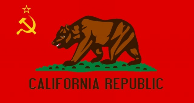 Private Corporations Fleeing Nazi Regulatory State Of California
