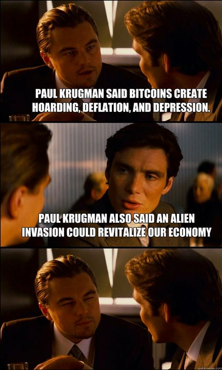 Krugman Inception