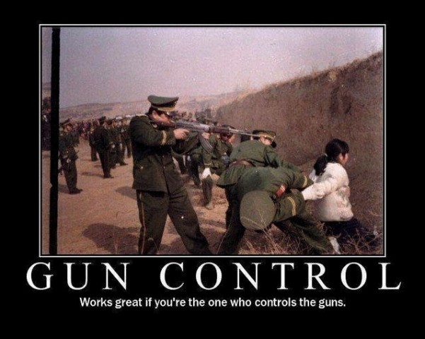 Gun Control: Using Threats To Get What We Want