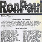 Ron Paul News Letter